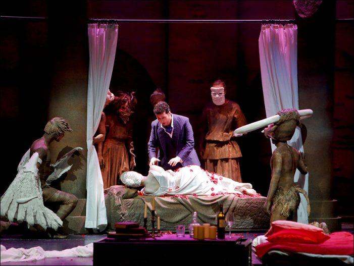 """Deutsche Oper am Rhein: Opern-Raritäten """"Pygmalion / Ariadne"""" feierten begeisternde Premiere im Theater Duisburg"""