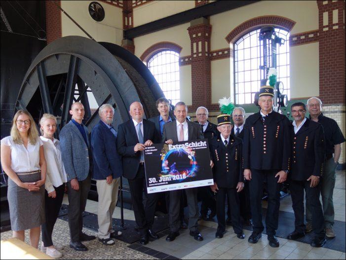 Zeche Rheinpreußen und Pattberg laden ein: Extraschicht-Programm in Moers