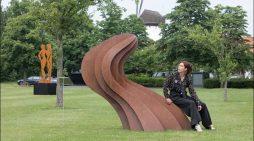 Skulpturale Krefeld 01: Golfplatz an der Elfrather Mühle wird zu Europas größter Skulpturenausstellung