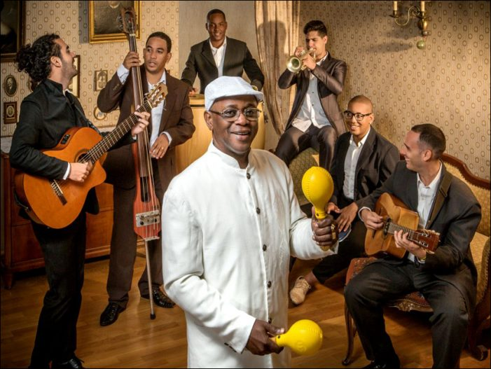 Jazz auf'm Plazz: Kubanisches Flair in der Duisburger Innenstadt