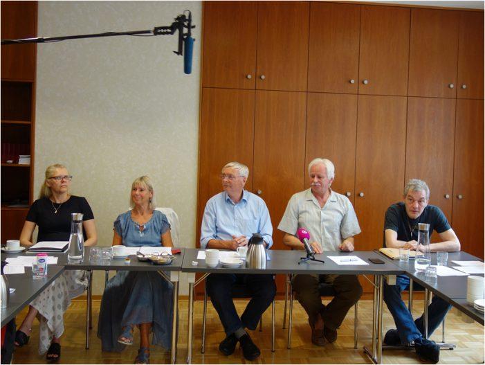 Loveparade: Stiftung Duisburg 24.7.2010 zog zum achten Jahrestag eine Bilanz ihrer Arbeit