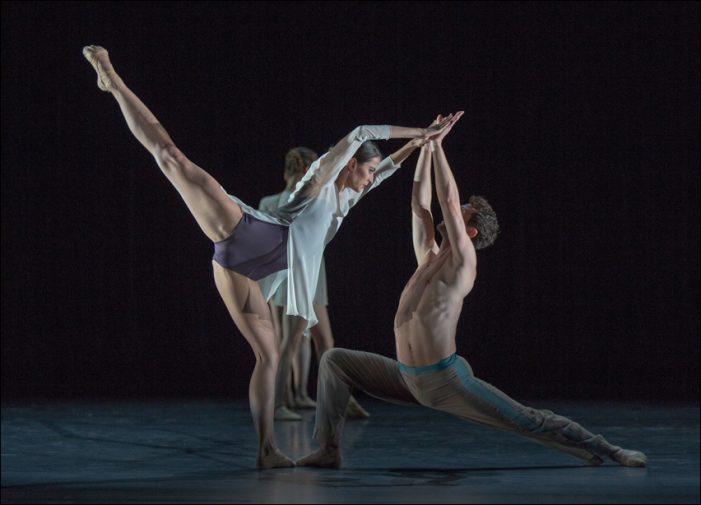 """Ballett am Rhein: """"Young Moves 2018"""" begeisterte das Publikum im Theater Duisburg"""