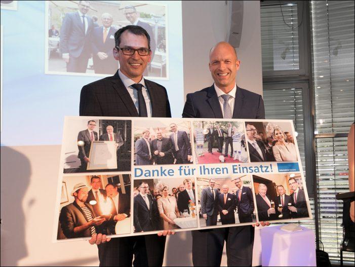 Unternehmertag in Duisburg: Dr. Marcus Korthäuer neuer Vorstandsvorsitzender des Unternehmerverbandes