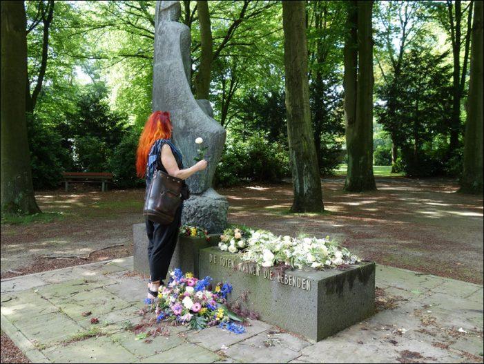 Der Waldfriedhof in Wanheimerort: Kriegsgräber und Mahnmale
