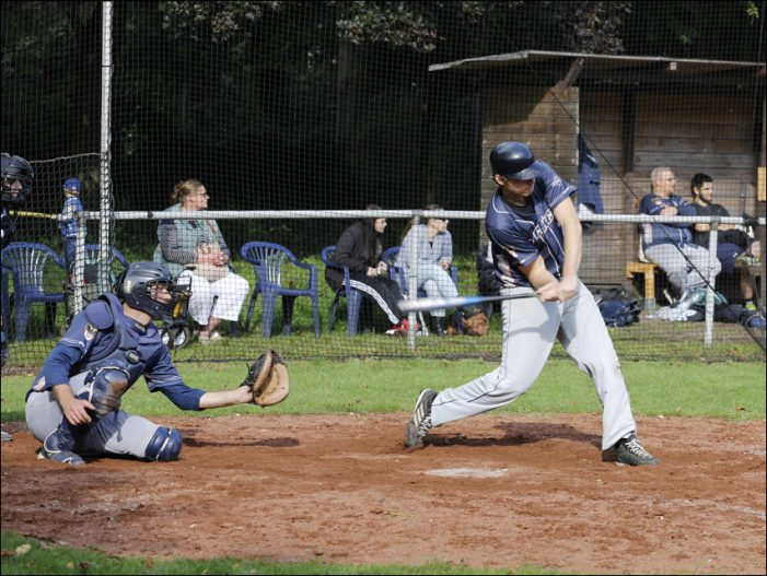 Baseball in Duisburg: Clash of the Titans II