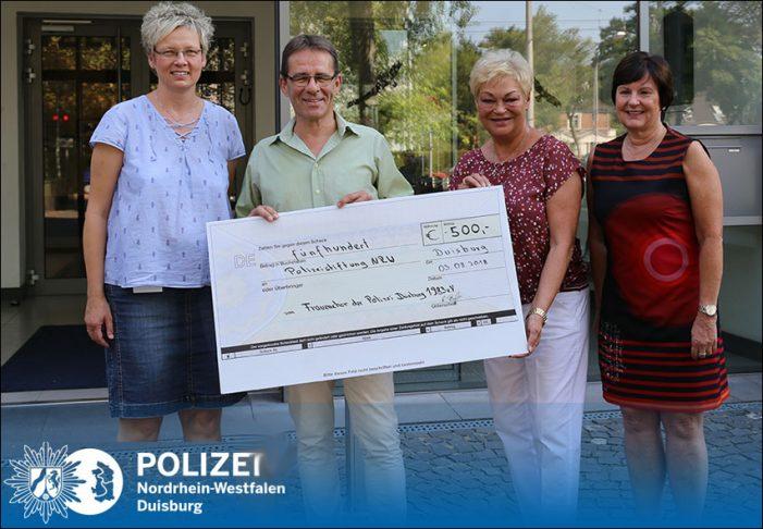 Frauenchor der Polizei Duisburg: Singen für die gute Sache