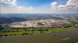 Ranking des weltweiten Containerumschlags: Duisburger Hafen ist weiterhin auf Platz 36 weltweit