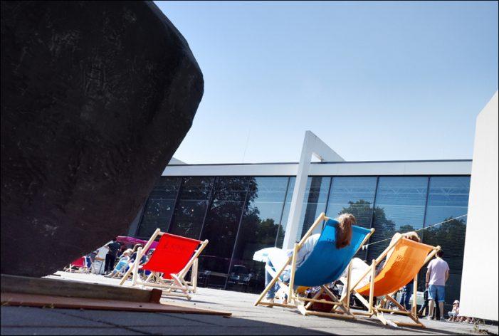 Sparda-Tag in Duisburg: Lehmbruck Museum feiert Sommerfest am Sonntag, 26. August