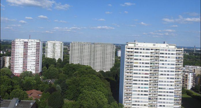 Städtebauförderung unterstützt 71 Projekte im Ruhrgebiet mit mehr als 141 Millionen Euro