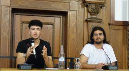 Gedenkveranstaltung zum Antikriegstag: DGB mahnt zu Frieden und gegen Faschismus