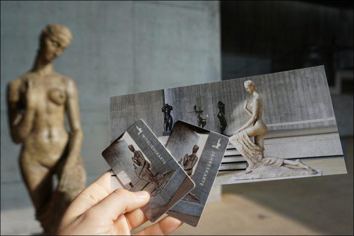 Lehmbruck Museum: Jahreskarte und Gutschein in neuem Design