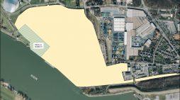 Duisburger Hafen AG zum geplanten Steag-Kraftwerk auf logport VI in Walsum