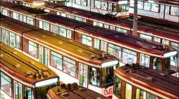 Türöffner-Tag am 3. Oktober: DVG öffnet Türen des Straßenbahn-Betriebshofs