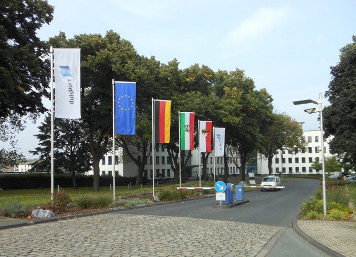 """Duisburger Hafen AG """"Ausgezeichneter Ausbildungsbetrieb 2018"""": Hohe Identifikation mit duisport"""