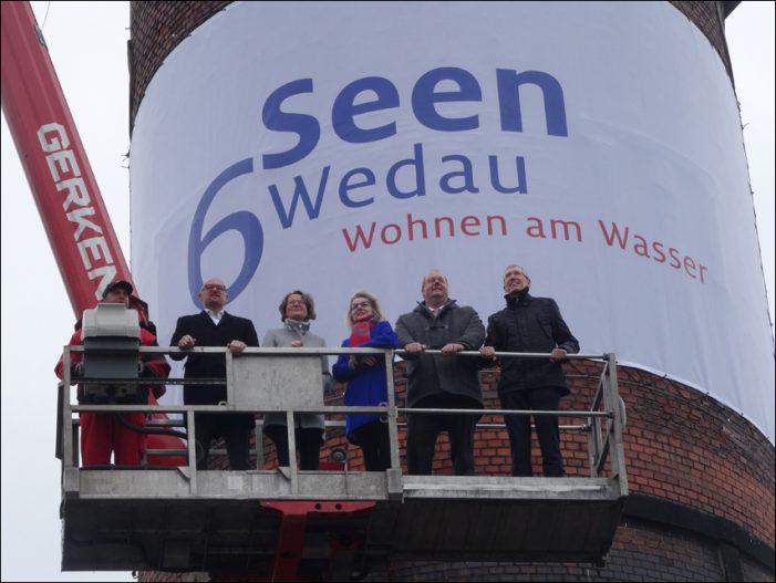 Das Bauland kann kommen: Vorbereitungen für Sechs-Seen-Wedau in Duisburg laufen