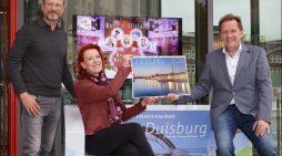 Duisburg Kalender 2019: Duisburg – Stadt am Wasser