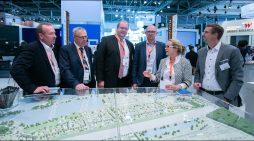 Duisburg auf der Expo Real: Erfolgreicher Messeauftritt steht bei Immobilienanlegern hoch im Kurs