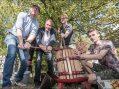 Zwischen Rhein und Ruhr in Duisburg auf Tour: Spätsommerliche Herbstromantik auf der Streuobstwiese