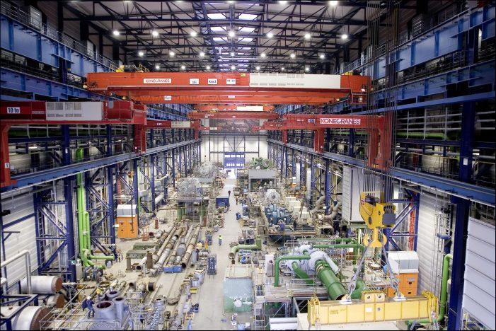 Lange Nacht der Industrie lockte zu Siemens in Duisburg-Hochfeld