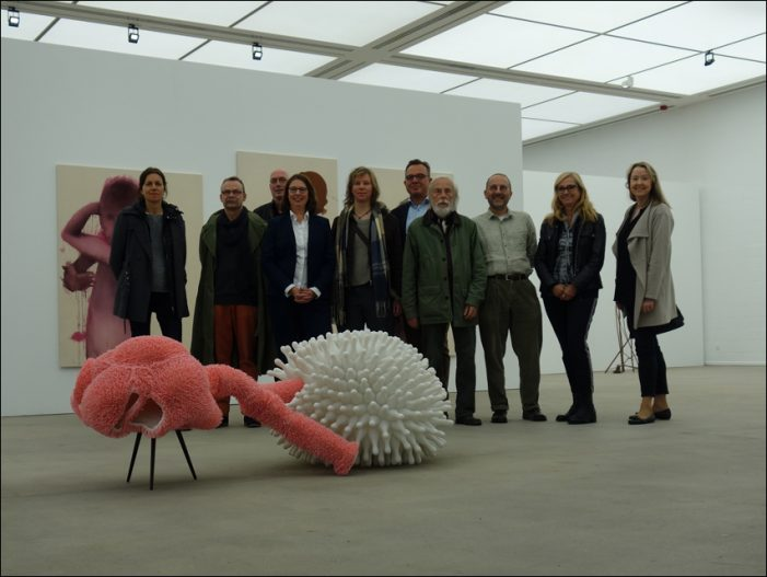 Lehmbruck Museum in Duisburg: Vor Ort 2018 neben Oskar Schlemmer und Expressionismus