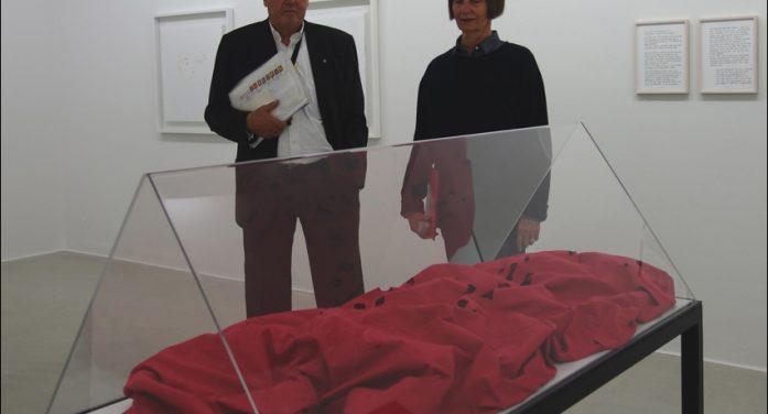 """Museum DKM in Duisburg zeigt Dorothee von Windheims """"Sebastian – Chronik einer Arbeit"""""""