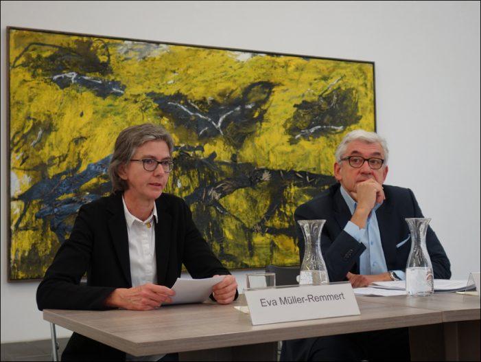 """MKM Museum Küppersmühle zeigt Emil Schumacher """"Inspiration und Widerstand"""""""