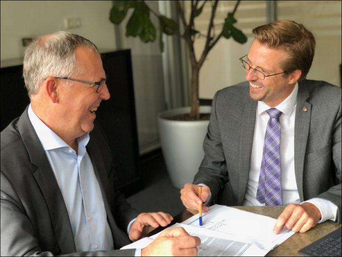 GFW Duisburg bedauert Rücktritt des Geschäftsführers der Metropole Rheinland