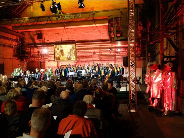 Zweiter Advent bei HKM in Duisburg: Impressionen von der traditionellen Barbarafeier