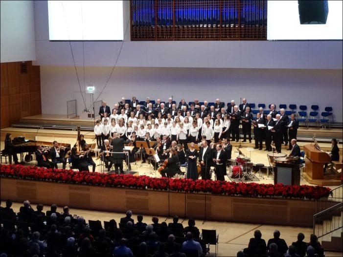 Jubilaren-Vereinigung thyssenkrupp: Weihnachtskonzerte begeisterten in Duisburgs guter Stube