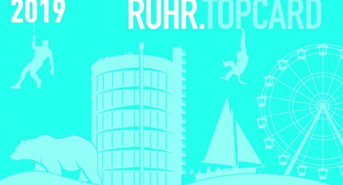 Für viel Freizeitvergnügen im kommenden Jahr: die neue RUHR.TOPCARD 2019 sichern