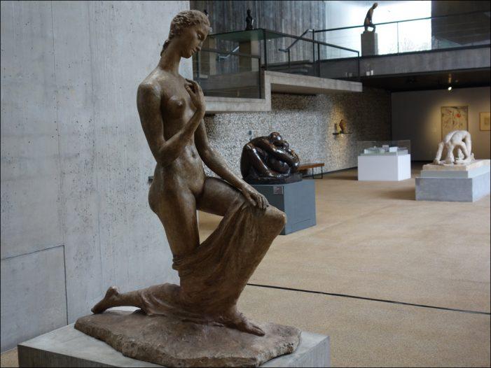 Merian kürt Lehmbruck Musuem in Duisburg: Eines der 60 wichtigsten Museen Deutschlands