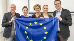 Zweiter grenzübergreifender Bürgerdialog zwischen Nijmegen und Duisburg
