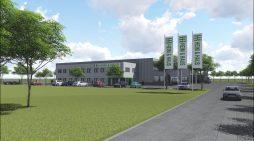 Duisburger Unternehmen HEIM & HAUS baut Produktionswerk in Voerde am Niederrhein