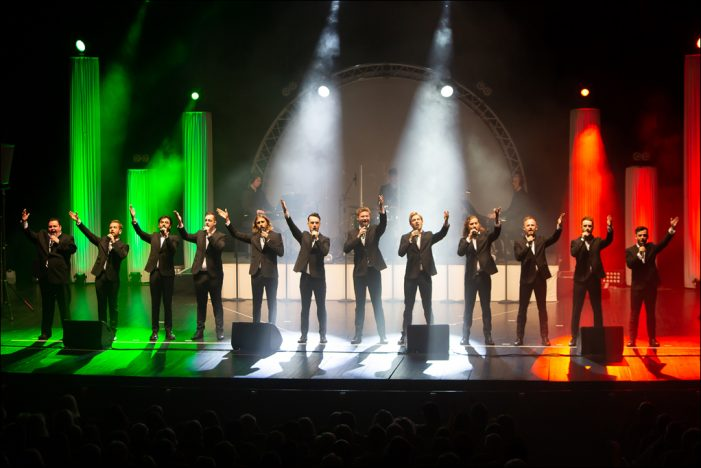 Moers: The 12 Tenors am 7. Februar live im Kulturzentrum Rheinkamp