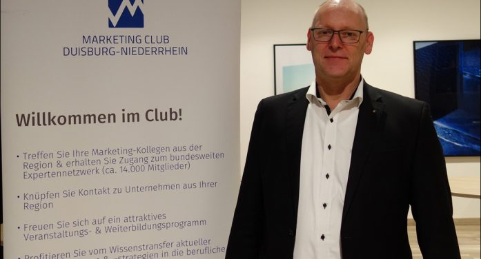 Marketing-Club Duisburg-Niederrhein: Germany's China City Duisburg