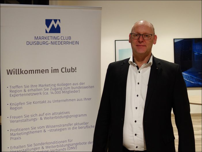 Marketing-Club Duisburg-Niederrhein: Germany's China City Duisburg