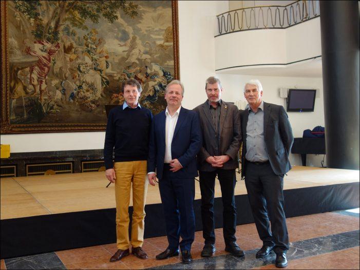 Duisburger Philharmoniker stellten Axel Kober als neuen Generalmusikdirektor vor