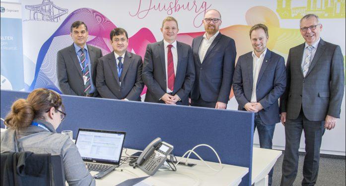 "Duisburg: Cognizant Technology Solutions als Keimzelle ""Neuen Arbeitens"""