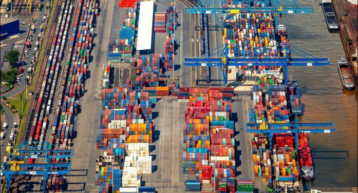 Duisburger Hafen zieht Bilanz für 2018: Stabiler Containerumschlag und Wachstum beim Chinahandel