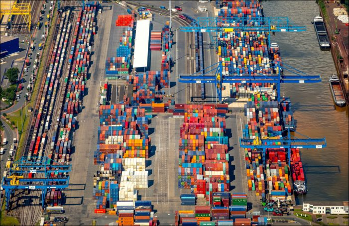 Duisburger Hafen bekommt größtes Hinterlandterminal in Europa