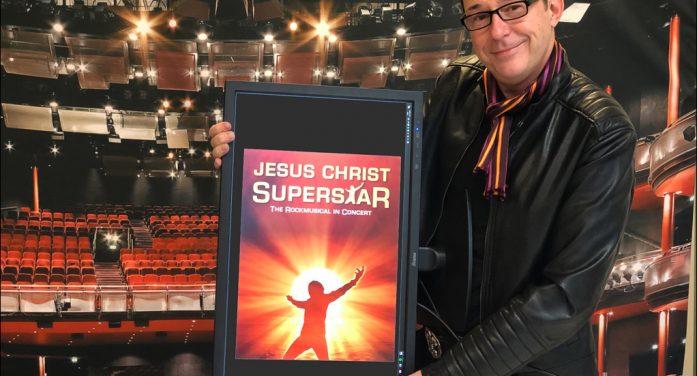 """Eigenproduktion im Theater am Marientor: """"Jesus Christ Superstar – The Rockmusical in Concert"""" läuft von 12. bis 22. April 2019 in Duisburg"""