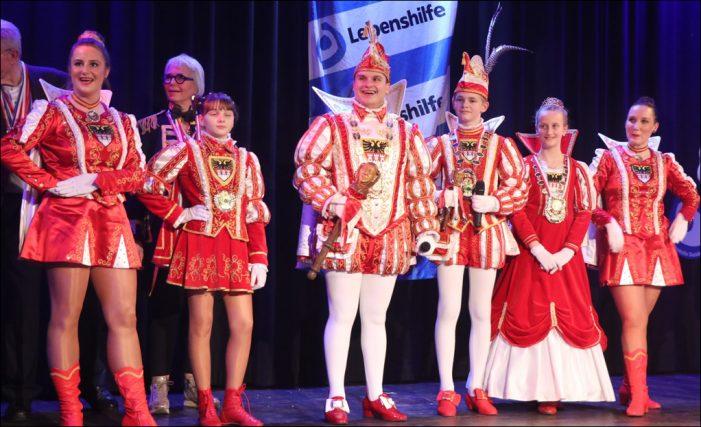Lebenshilfe Duisburg feiert ihre zehnte integrative Karnevalssitzung