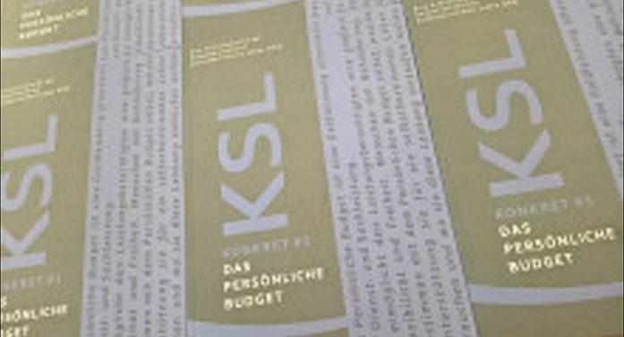 Rechtsanspruch auf das Persönliche Budget: Broschüre zum Thema verfügbar, Seminar im März in Düsseldorf