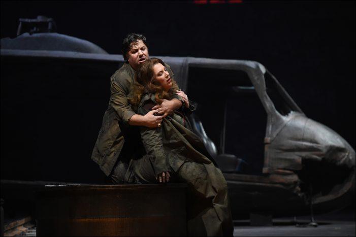 """Deutsche Oper am Rhein: Richard Wagners """"Siegfried"""" begeisterte im Theater Duisburg"""