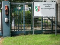 NRW, 13. Juli 2016: Kampfmittelbeseitigung Copyright: Petra Grünendahl, Duisburg, http://www.inteam-duisburg.de Alle Rechte vorbehalten. Veröffentlichung nur gegen Honorar (zgl. ges. MWSt.) und Beleg - Urhebervermerk wird gem. § 13 UrhG verlangt - VG Bild-Kunst Urheber Nr. 1800216.