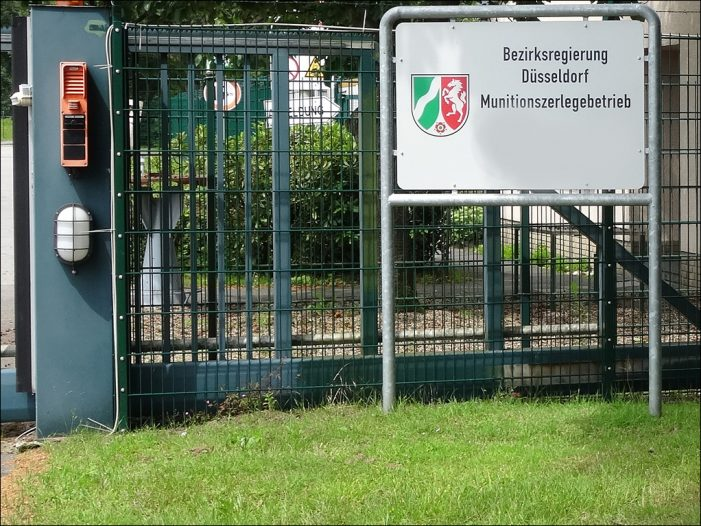 Innenministerium NRW: Sprengmeister räumten im vergangenem Jahr 2.160 Bomben