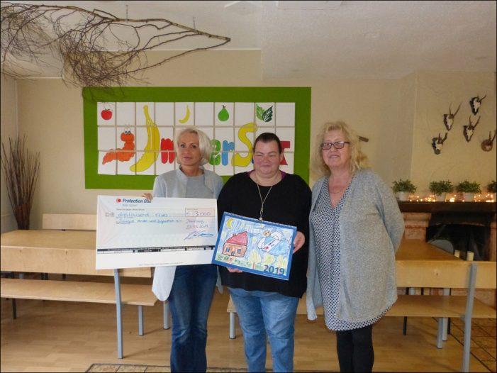 ProtectionOne spendet für Immersatt Kinder- und Jugendtisch e. V. in Duisburg