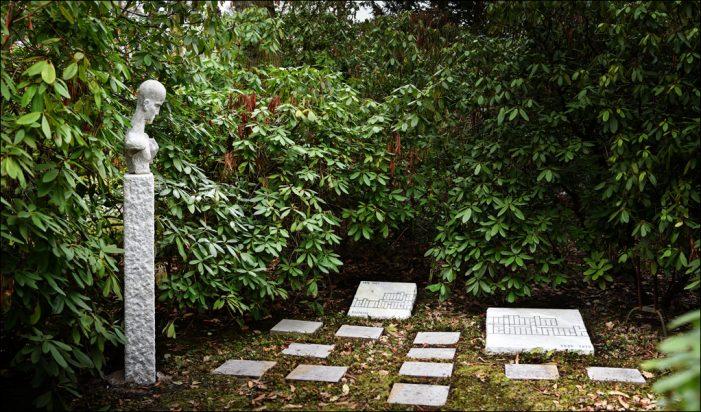 Waldfriedhof: Zum hundertsten Todestag des Künstlers Wilhelm Lehmbruck