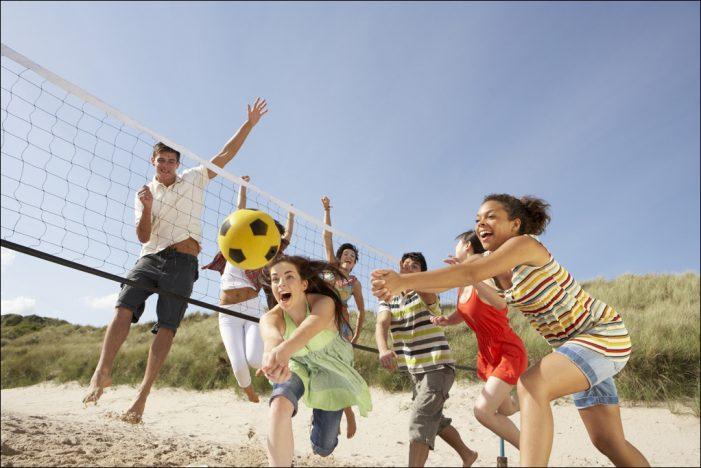 Stadtsportbund Duisburg bietet Ferienfreizeit mit der Sportjugend
