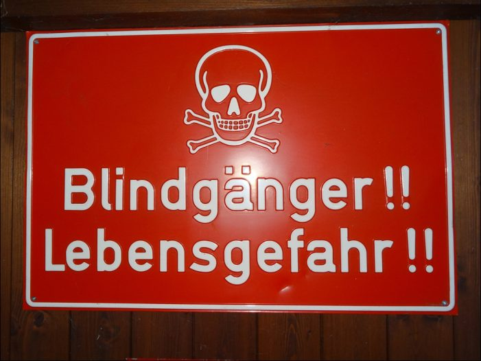 Stadt Duisburg erstattet Strafanzeige: Widerstand bei Bombenentschärfung kann teuer werden